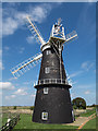 TG4604 : Berney Arms Drainage Mill by Kim Fyson