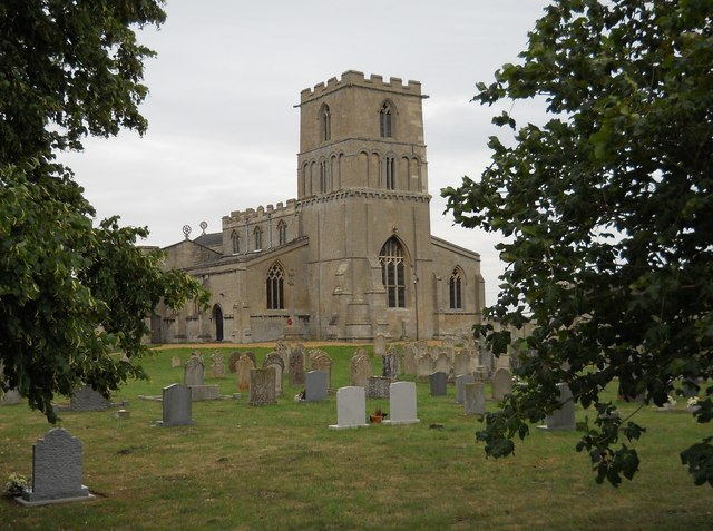 St. Peter's Church, Maxey
