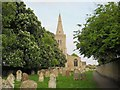 TF1509 : Priory Church, Deeping St. James by Paul Bryan