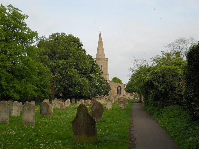 Priory Church, Deeping St. James