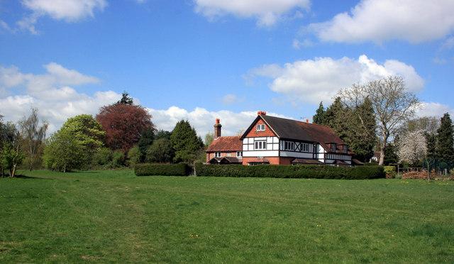House at Pinkneys Green