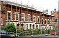 J3372 : Nos 2-10 Fountainville Avenue, Belfast (May 2014) by Albert Bridge