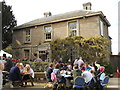 TF1406 : Beer festival at The Golden Pheasant, Etton by Paul Bryan