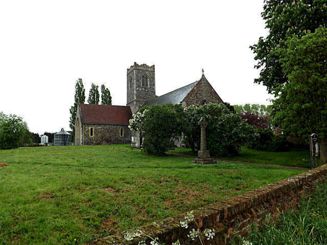 St.Mary the Virgin Church, Aldeby