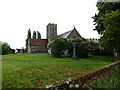 TM4593 : St.Mary the Virgin Church, Aldeby by Adrian Cable