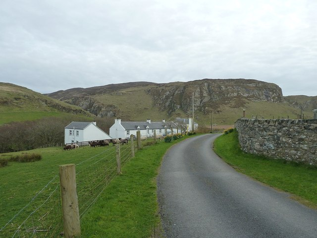 Holiday cottages at Kilchoman