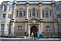 SP5106 : Hertford College - entrance by N Chadwick