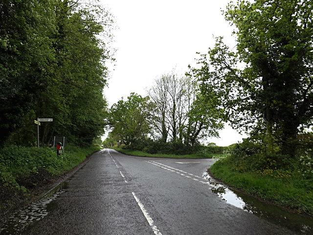 Beccles Road, Wheatacre