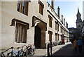 SP5106 : Lincoln College, Turl St by N Chadwick