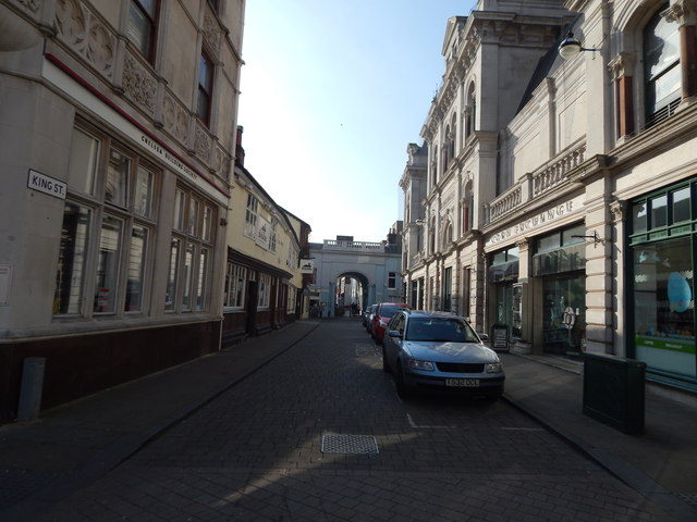 King Street, Ipswich