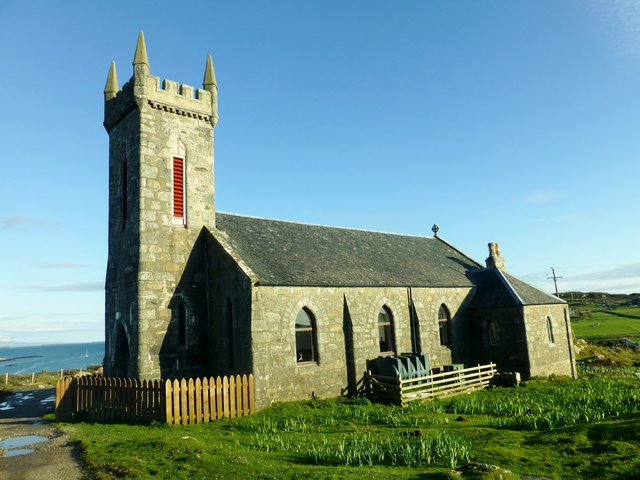 Coll Parish Church