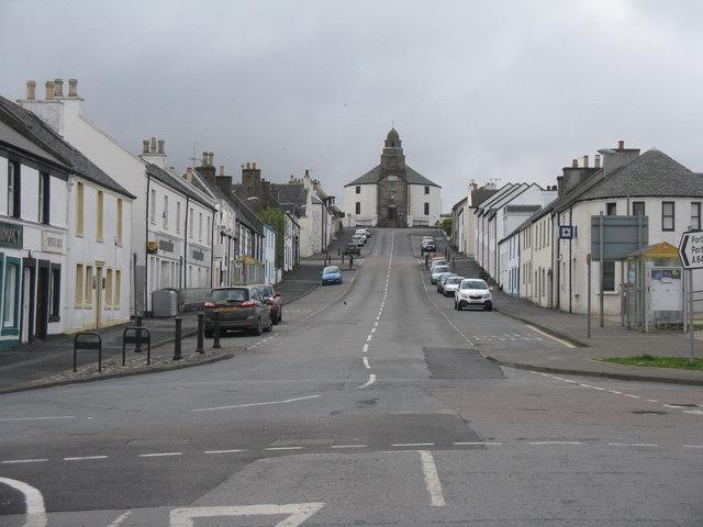 Main Street, Bowmore