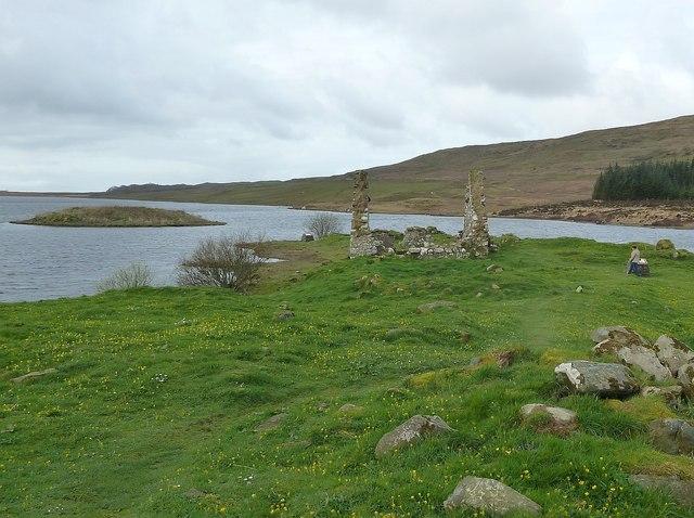 Finlaggan - Eilean Mòr and Eilean na Comhairle