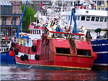 J5082 : The 'Aurelia' at Bangor by Rossographer