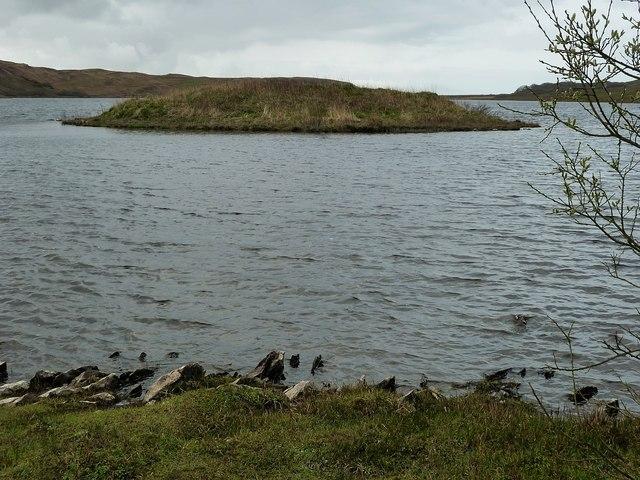 Finlaggan - Council Isle (Eilean na Comhairle)