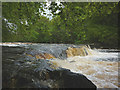 SE0490 : The middle drop, Redmire Force by Karl and Ali
