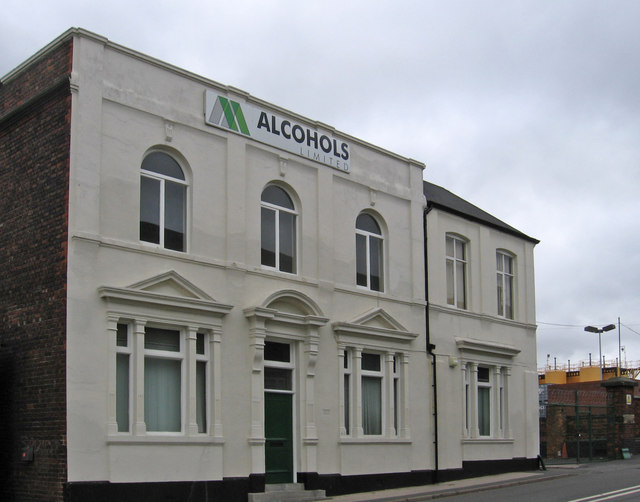 Langley Green - offices on Crosswells Road