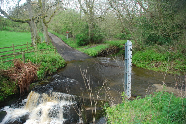 Low Ardley Ford