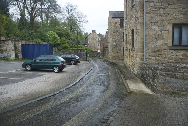 Ford on Tanners Yard, Hexham