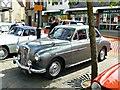 SU0682 : Wolseley 4/44, High Street, Royal Wootton Bassett by Brian Robert Marshall