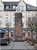 NM8529 : Clock Tower, Oban by David Dixon