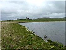 HU4143 : Loch of Tingwall by James Allan