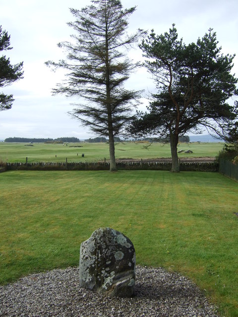 The Witch's Stone, Littletown, Dornoch