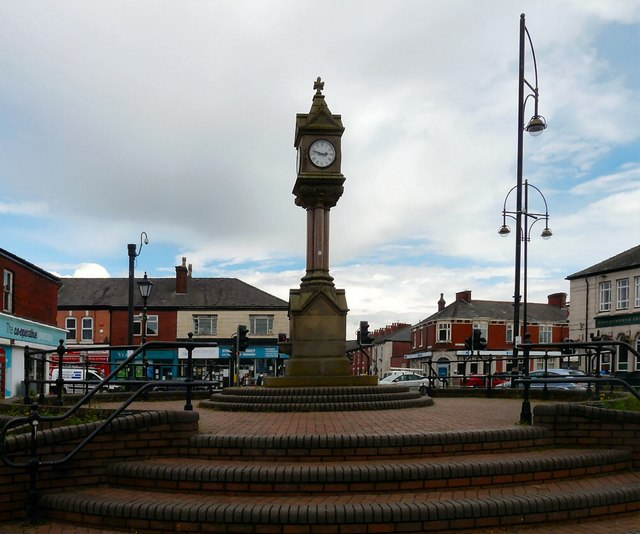 Houldsworth Square Memorial (West face)