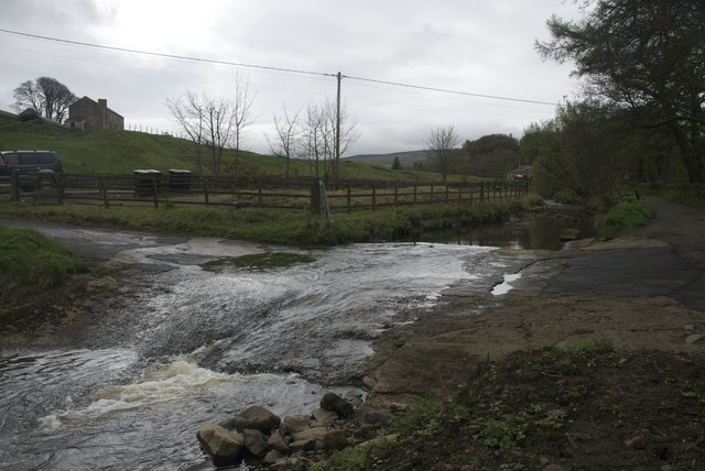 Low Huntwell Ford