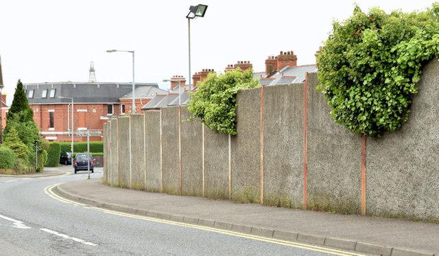 Wilgar Park football ground, Belfast - May 2014(2)