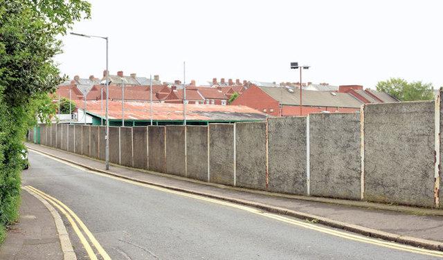 Wilgar Park football ground, Belfast - May 2014(3)