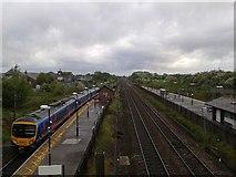 SE4081 : Thirsk Station by DS Pugh