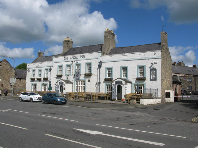 The Angel Inn, Corbridge