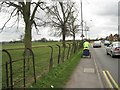 SP0763 : South on Alcester Road A435, Studley by Robin Stott