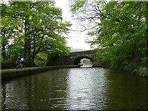 SE0424 : Longbottom Bridge [No 4] from the east by Christine Johnstone