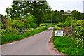 SO8955 : Wychavon : Farm Track by Lewis Clarke