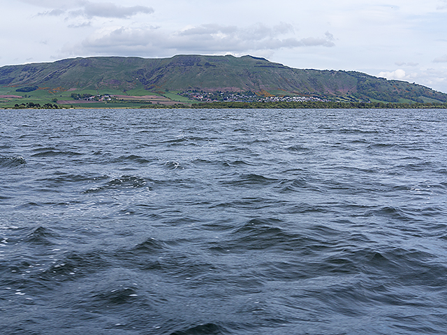 Eastern view from Loch Leven
