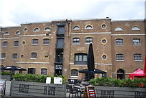 TQ3780 : Rum & Sugar, Converted Warehouse, West India Dock by N Chadwick