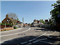 TM4290 : Grove Road Level Crossing by Adrian Cable