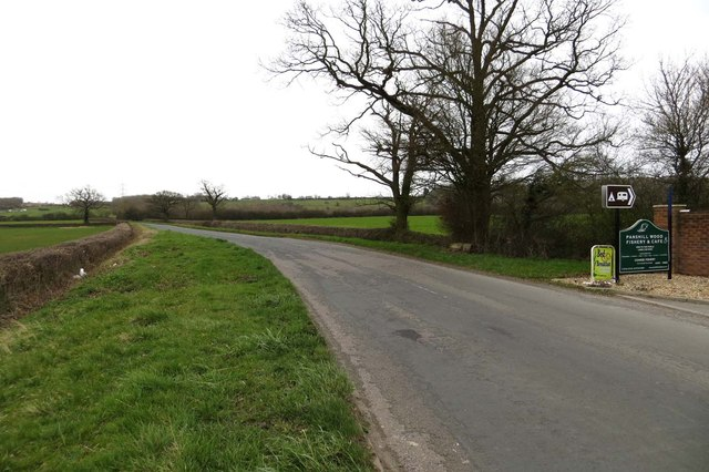 The road to Horton-cum-Studley