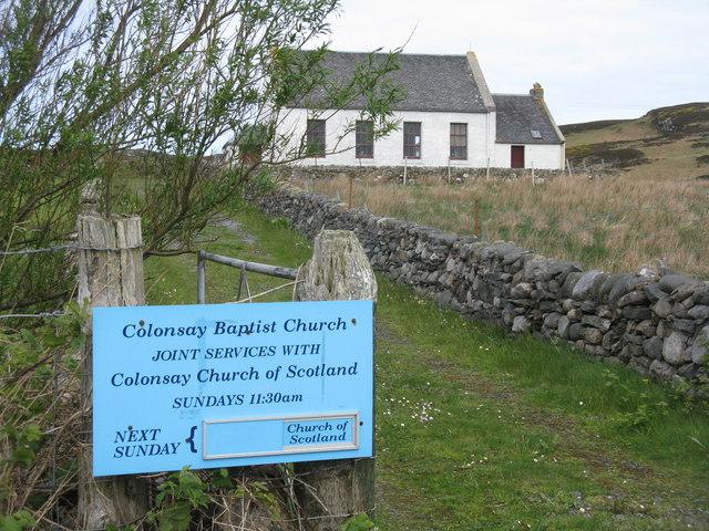 Church at Kilchattan