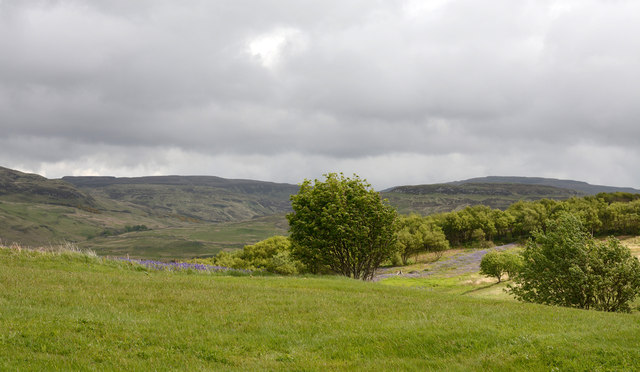 Grassed area adjacent to Taigh Ailean, Portnalong