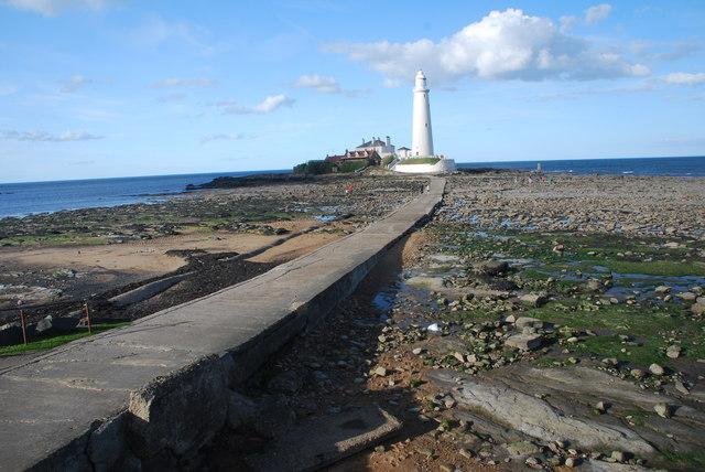 St Mary's Isle Tidal Causeway