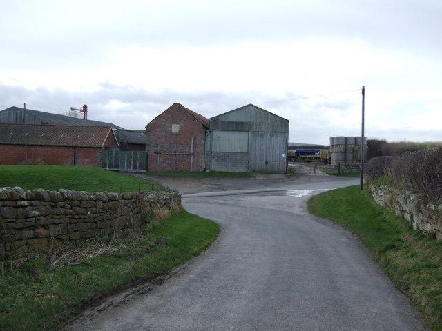 Farm buildings, Kilton