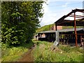 SE1124 : Ruined Industrial Premises by Michael Steele