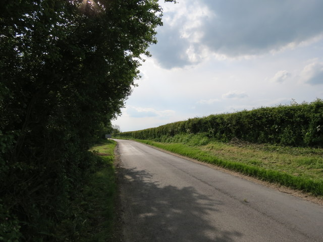 East  Street  toward  Holme  on  the  Wolds