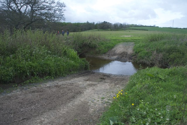Minor Ford at Old Hawkhill