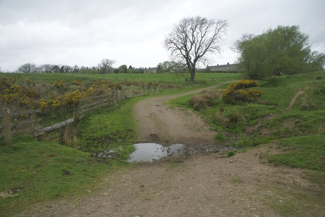 Ford at Low Hedgeley