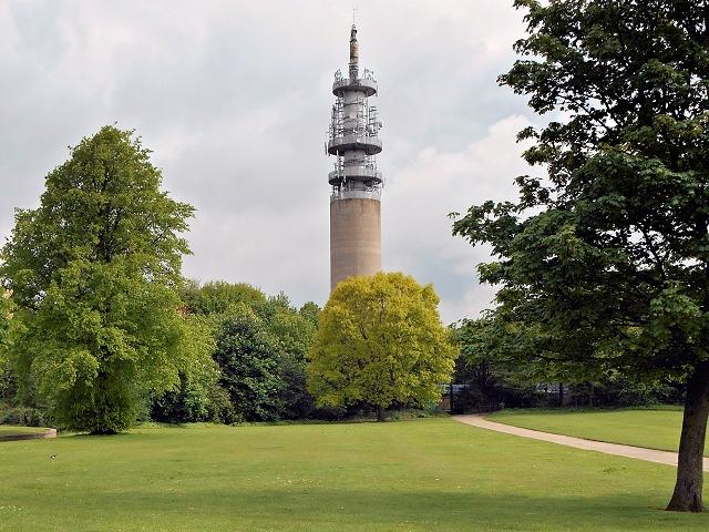 Communications Tower, Heaton Park