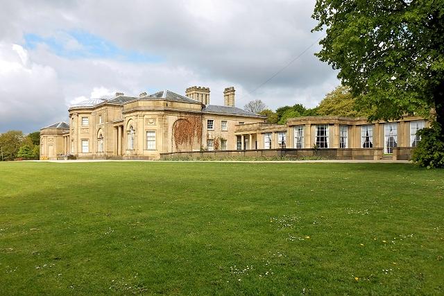 Heaton Hall and Orangery